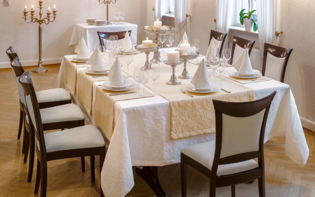 Textil-Tischwäsche von Hantermann