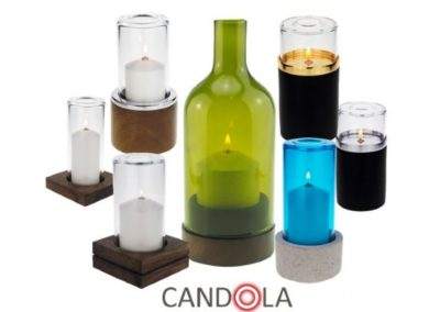 Neue Tischleuchten von Candol 2020